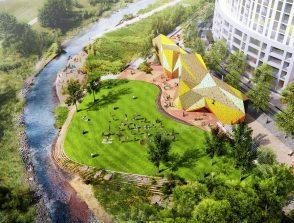 River Mile Yoga Green