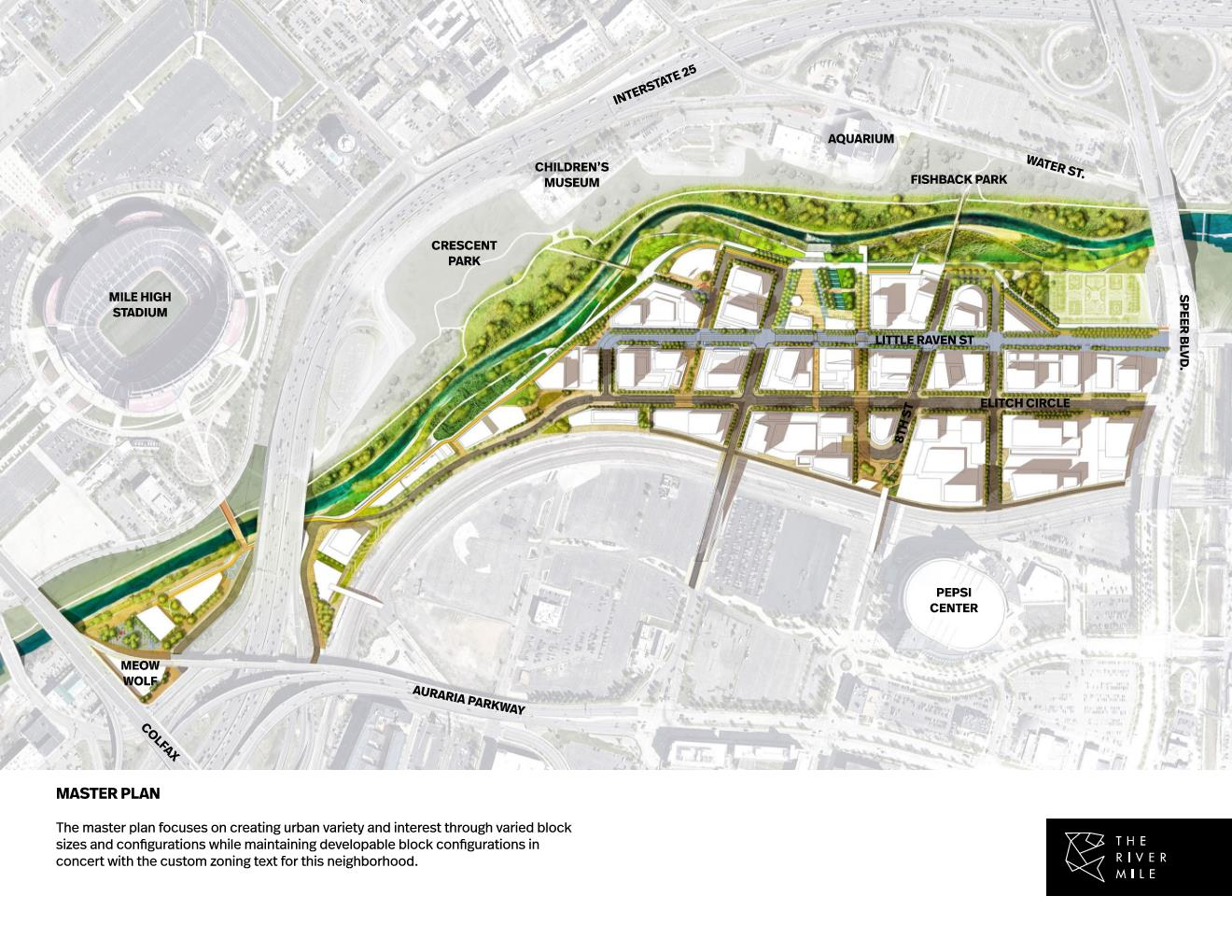 The River Mile Master Plan