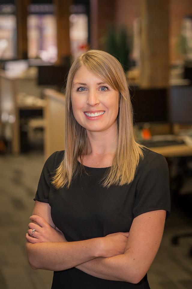 Kristen Rutledge, LEED AP