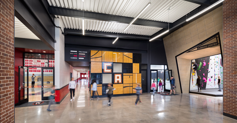 Colorado Academy Athletic Center