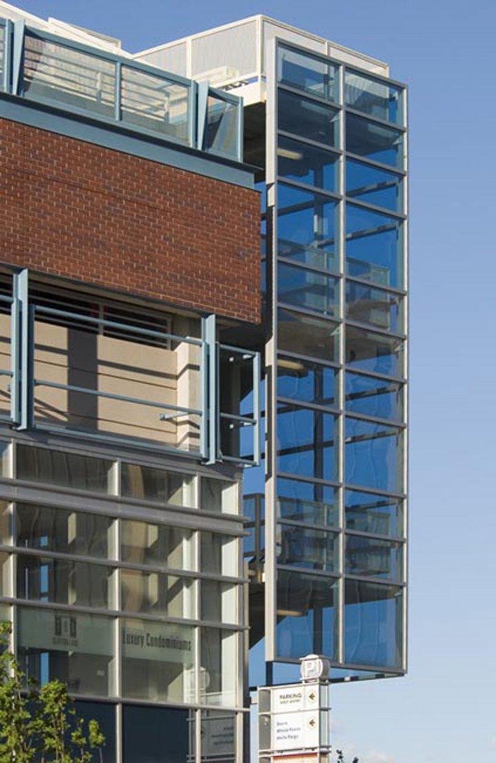 Clayton Lane Parking Structure