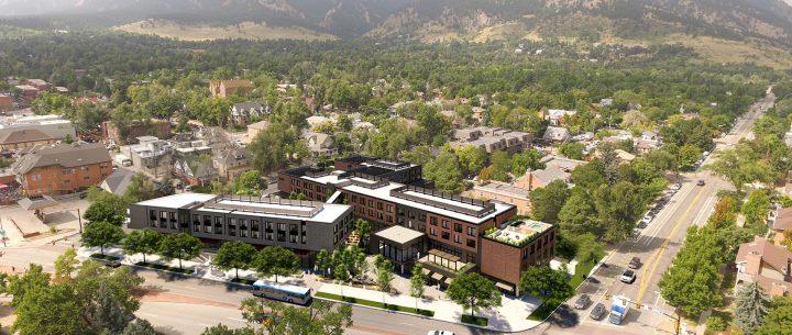 University Hill Hotel