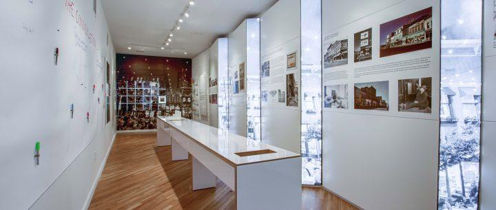 Larimer Square Exhibit