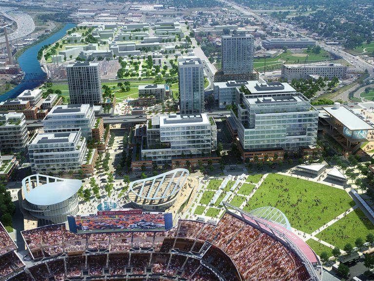 Stadium District Master Plan