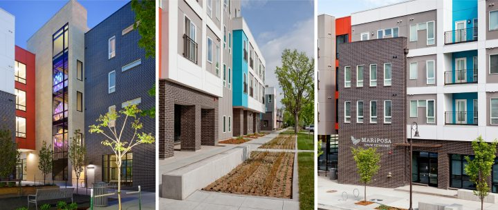 Mariposa Mixed Income Housing