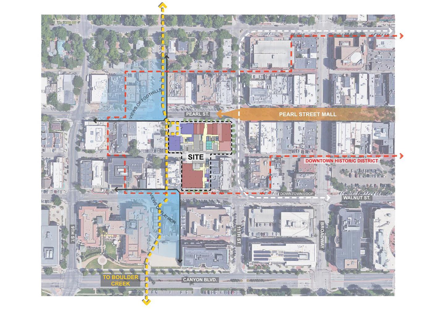 Pearlwest Site Plan