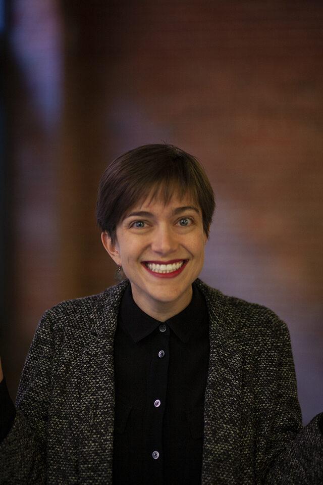 Amy McCann, AIA, LEED