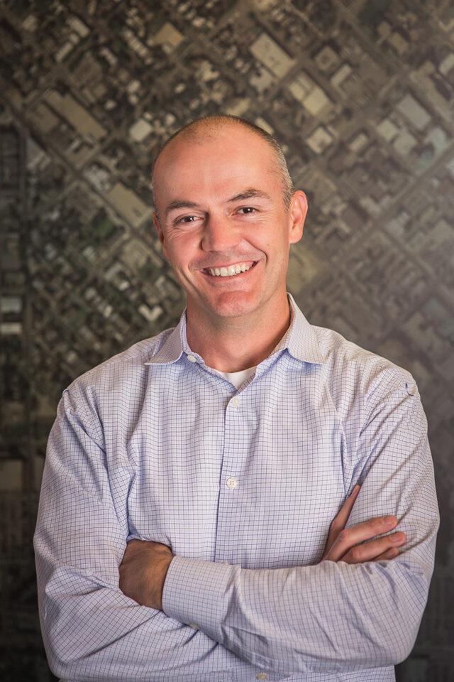 Patrick Bohler, AIA, LEED AP