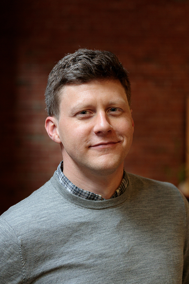 Stewart Gohringer, AIA, LEED