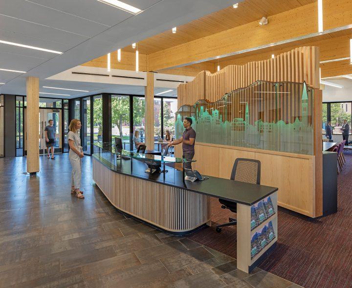 Burwell Center for Career Achievement
